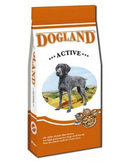 Granule pro psy Dog Land Active 15 kg