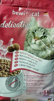 BEWI-CAT Adult Delicaties 5 kg