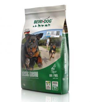 Granule pro psy Bewi Dog Basic menu 25 kg