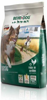 Granule pro psy Bewi Dog Basic rich in poultry 12,5 kg
