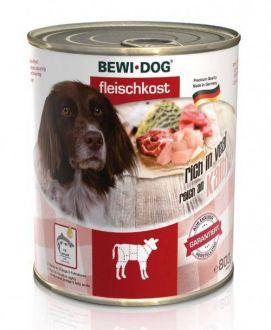 BEWI DOG konzerva telecí 800 g