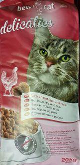 BEWI-CAT Adult Delicaties 20 kg