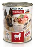 BEWI DOG konzerva jehněčí  800 g