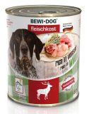 BEWI DOG konzerva zvěřina 800 g